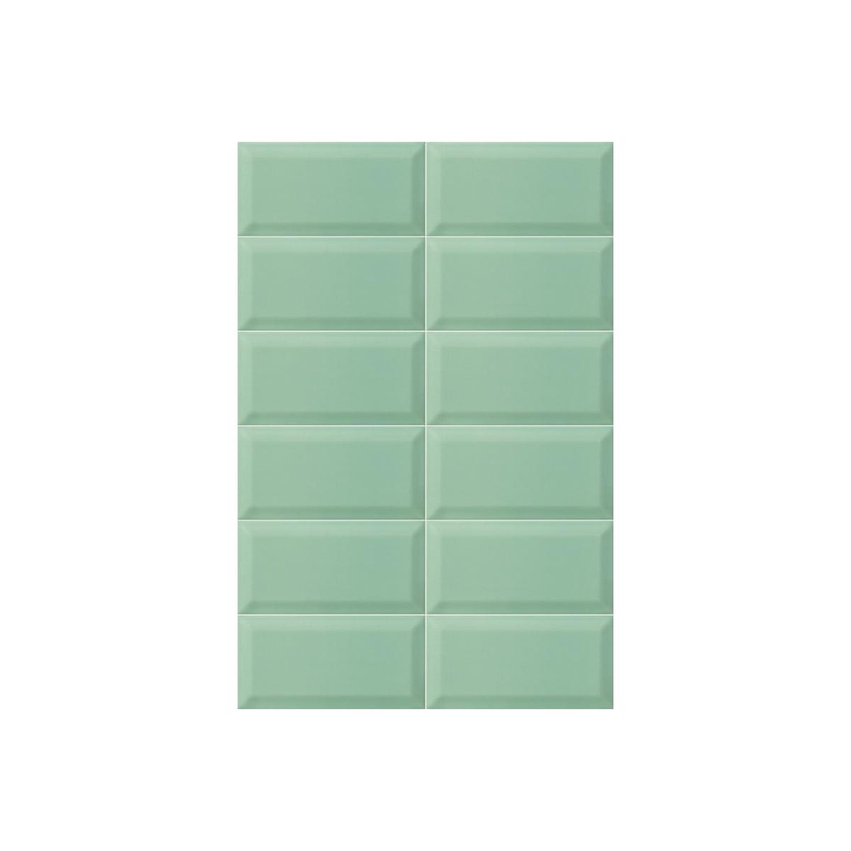 Bissel Esmeralda brillo 10x20 (m2)