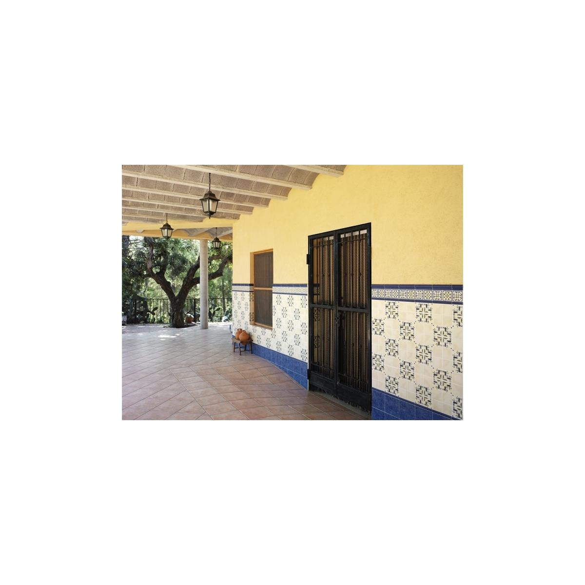 Litos azul 20x20 (m2) Serie Aveiro