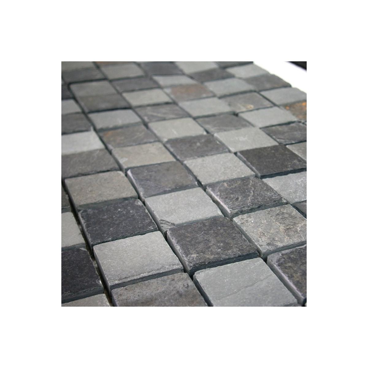 Bandeirantes - Revestimiento con mosaicos - Marca Anjasora