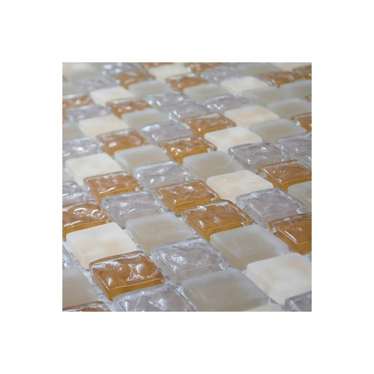 honey spa - Revestimiento con mosaicos - Marca 0
