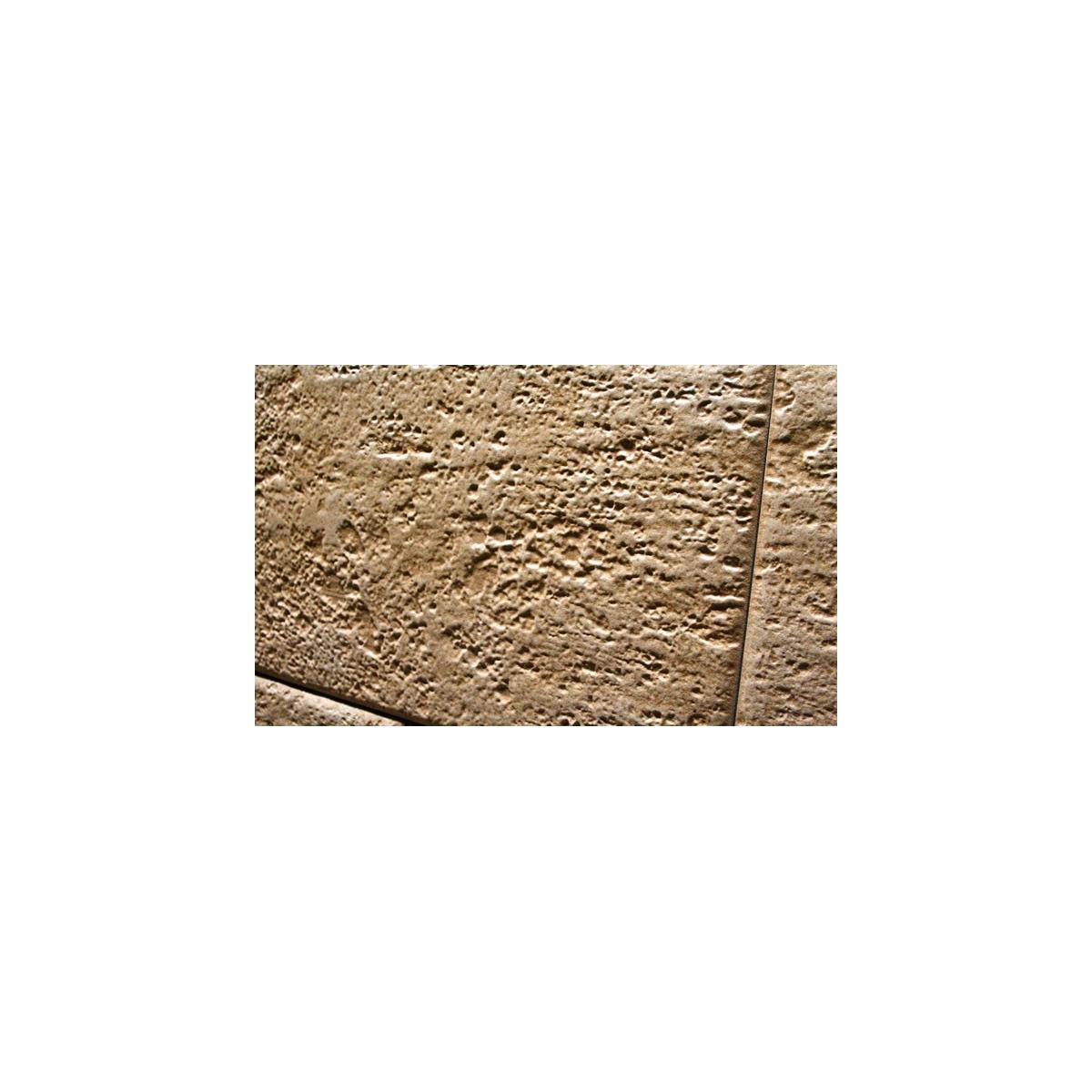 Losetas imitación a piedra Pompeya Beige (m2) color beige