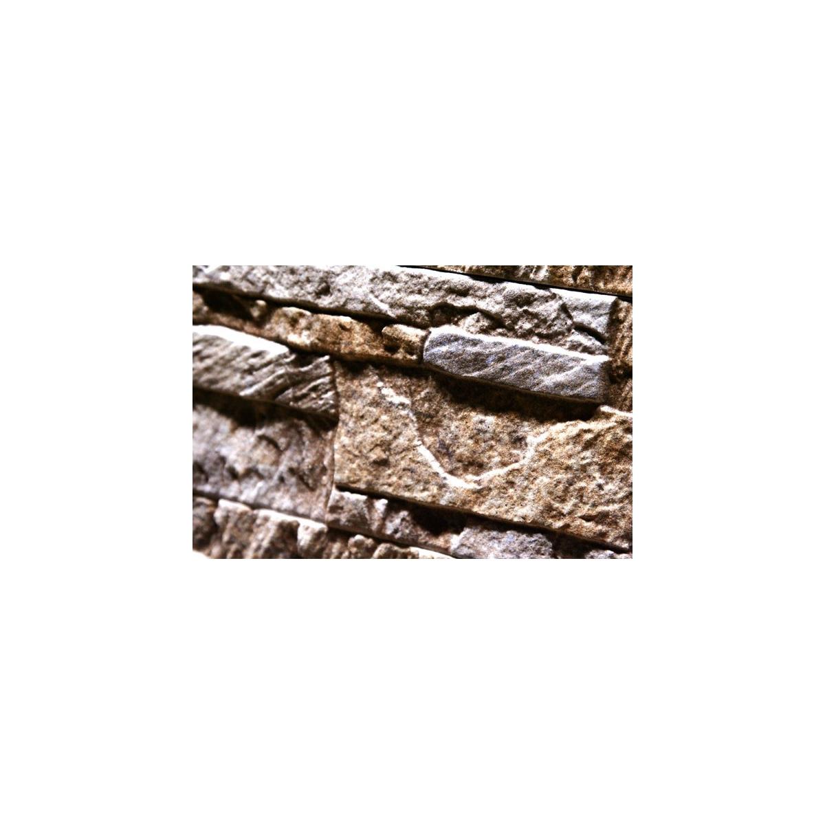 Azulejos imitación a piedra Corinto Natural (Caja de 0.75 m2) color natural