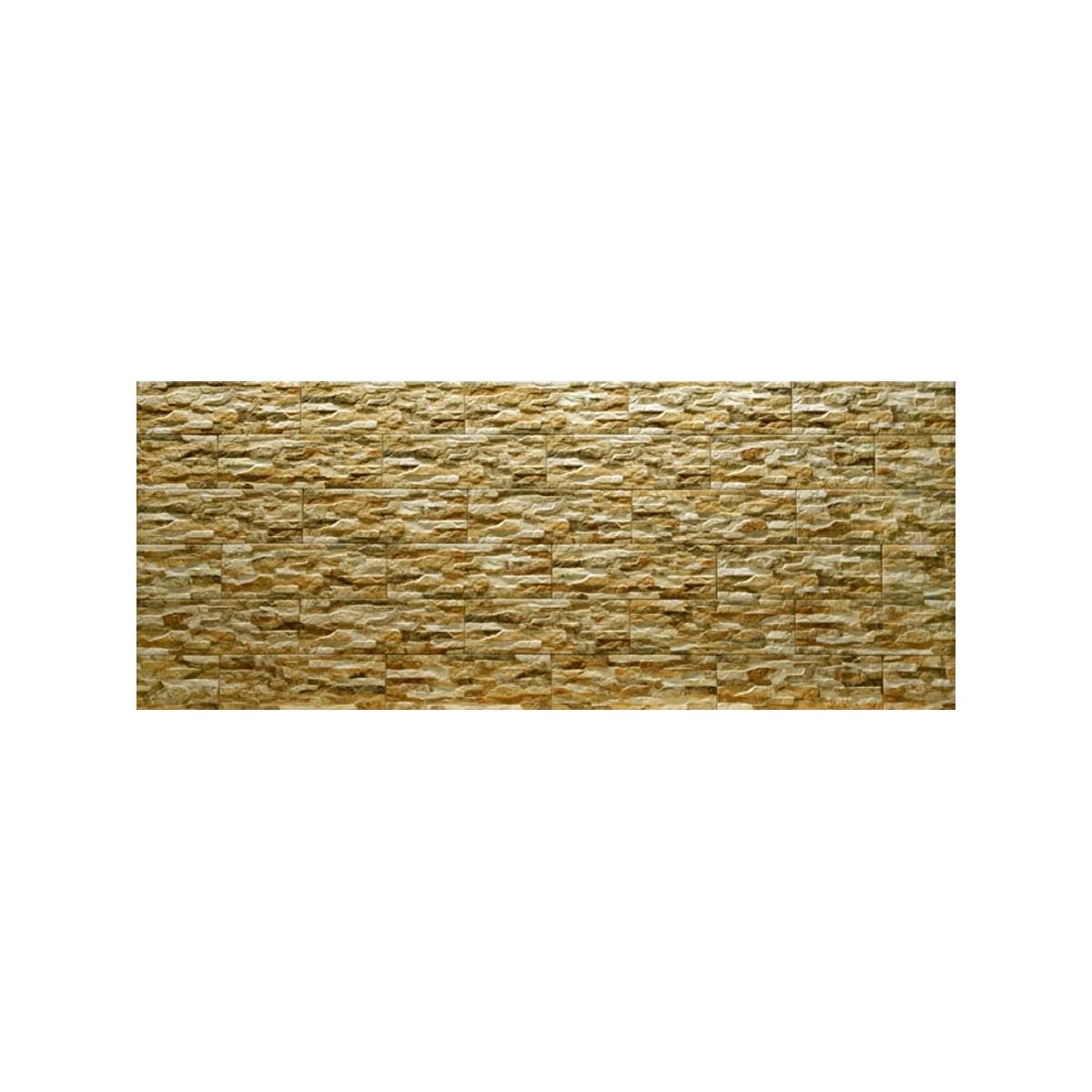 Losetas imitación piedra Cronos Beige (m2) color beige
