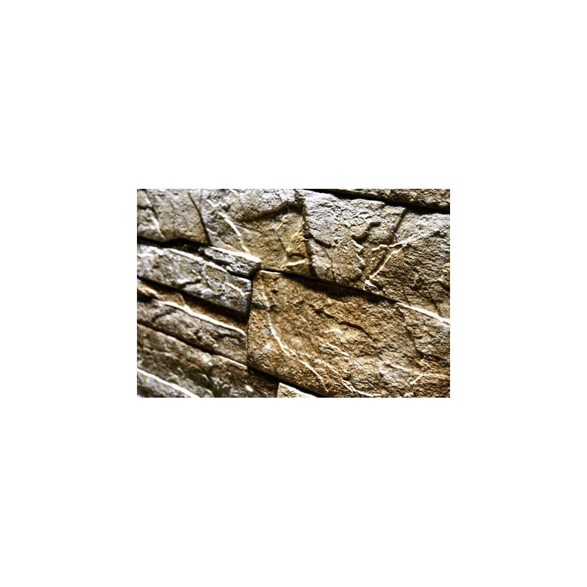 Revestimiento piedra Neptuno Crema (m2) color crema