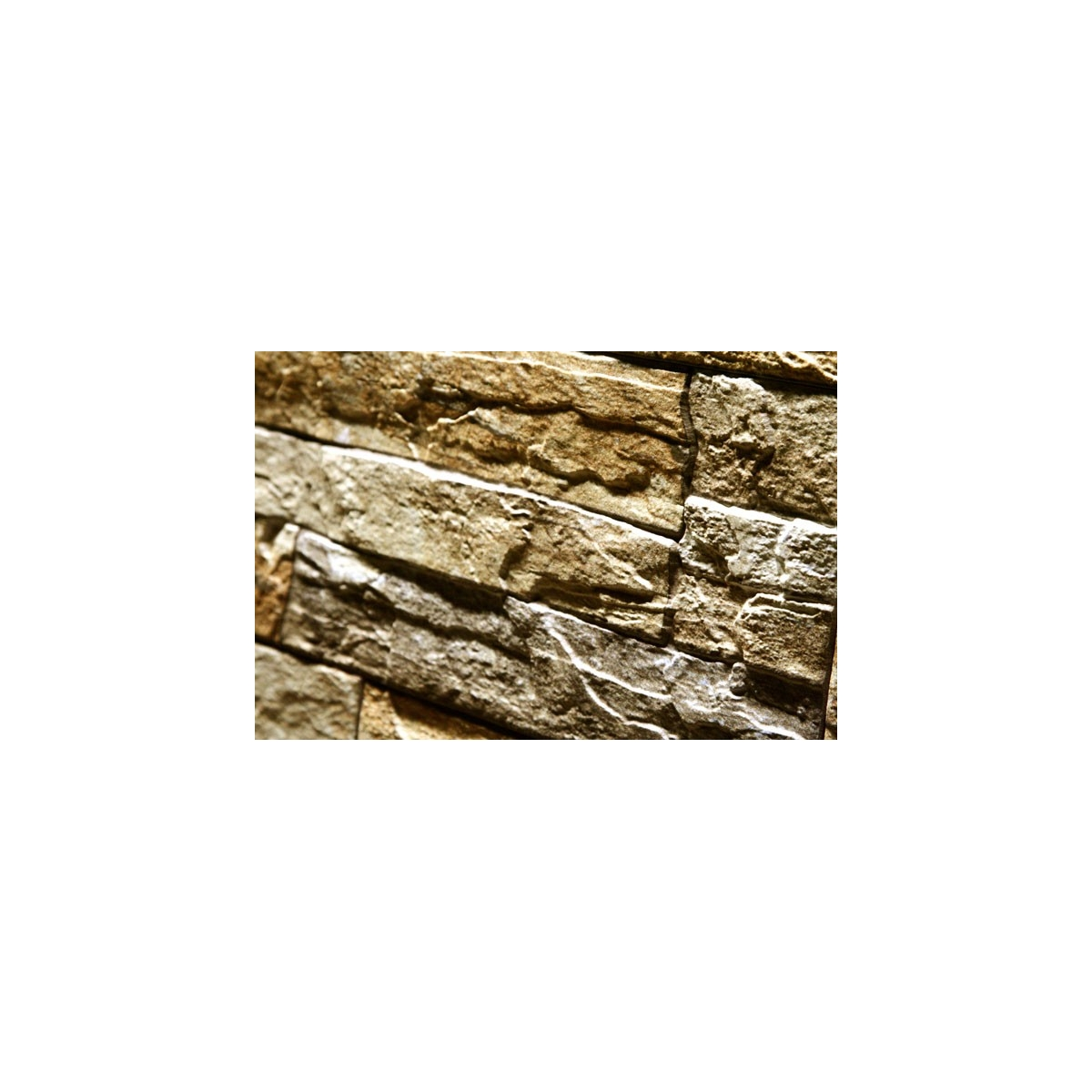 Revestimiento pared imitación piedra Neptuno Beige (m2) color beige