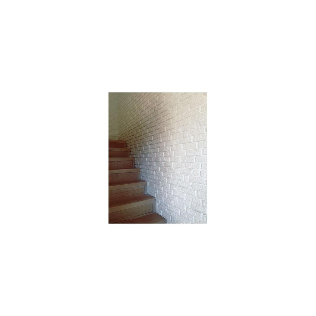 Plaqueta ángulo R81 Vitoria - Revestimiento con Plaquetas de yeso - Marca Revesti-Mur