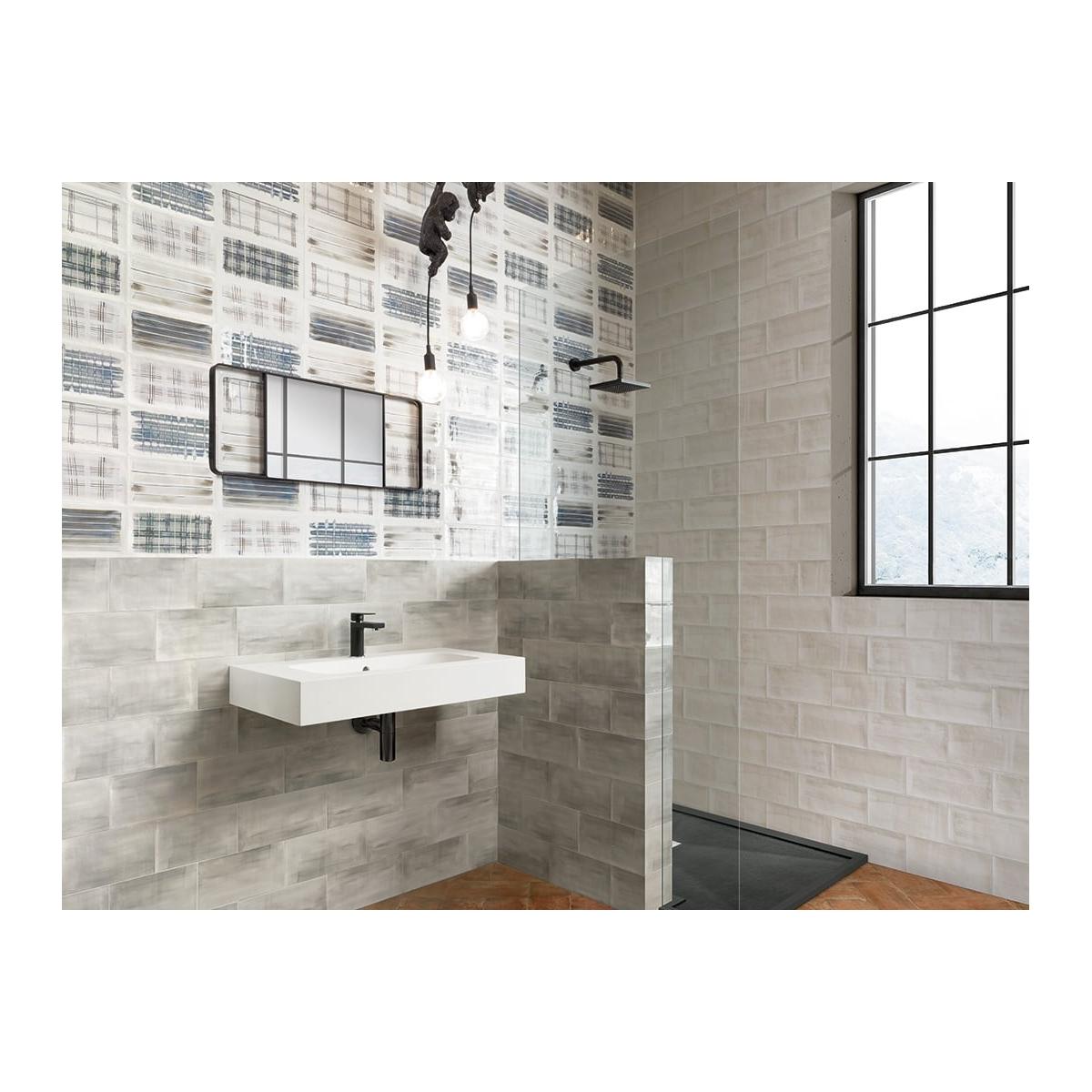 Revestimiento de interior Aquarel Decor Gris (m2) barato