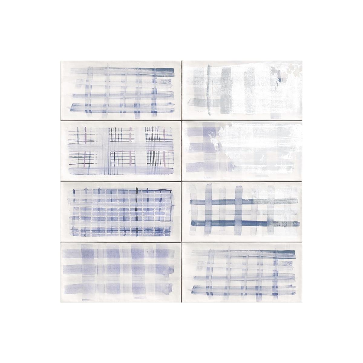 Aquarel Decor Azul (m2) - Colección Aquarel Mainzu - Marca Mainzu