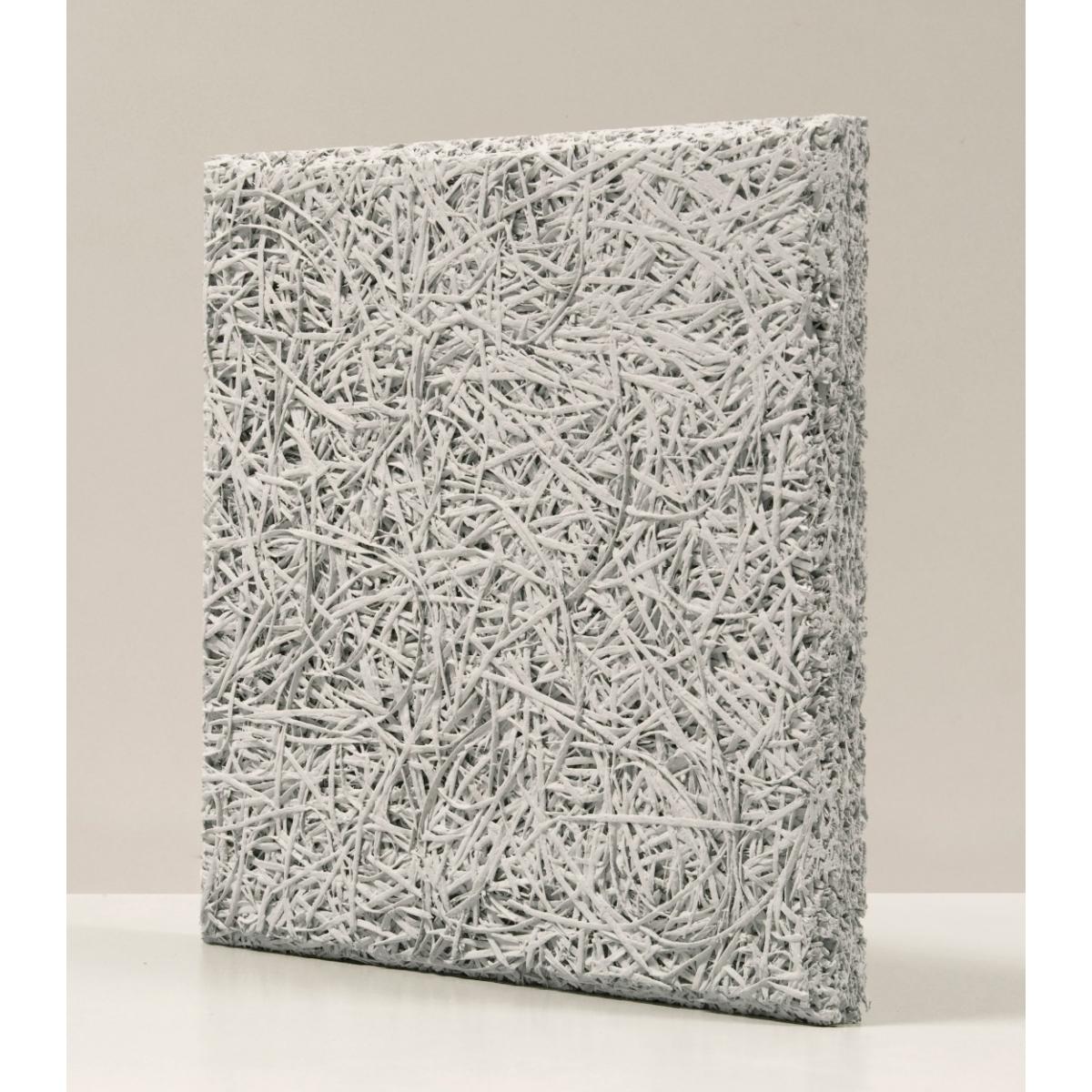 Panel sintético Legnomuro Gris Medio 29x29