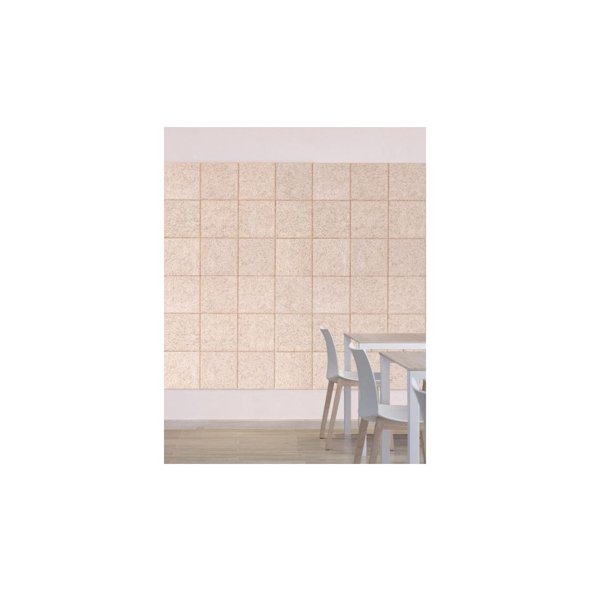 Panel sintético Legnomuro Gris Medio 29x29 al mejor precio