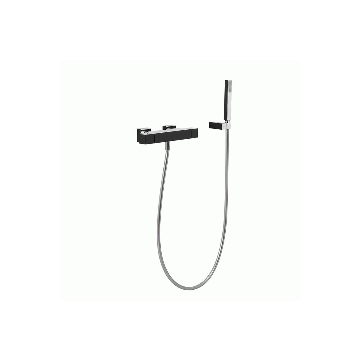 Grifo Bañera-Ducha termostática cascada Cuadro Exclusive