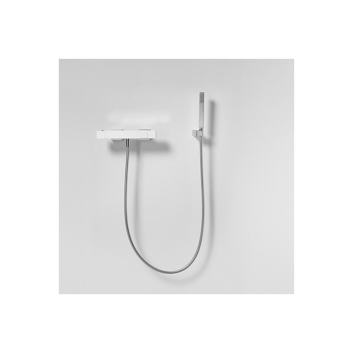 Grifo Bañera-Ducha termostática con cascada
