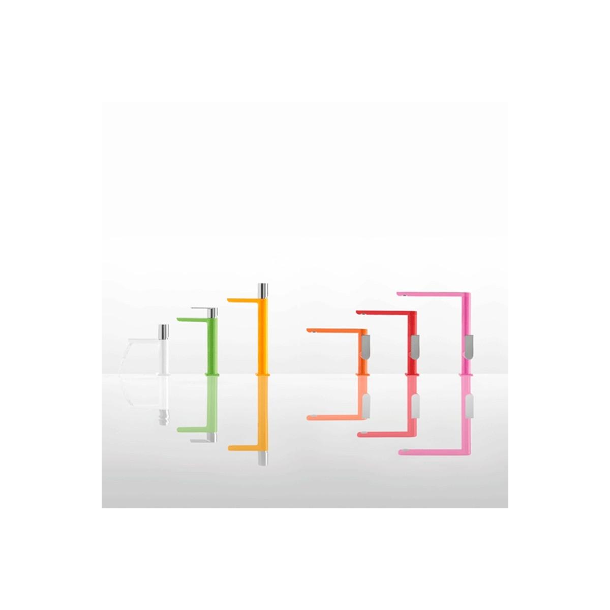 Tres Monomando Lavabo con alargadera Loft Colors