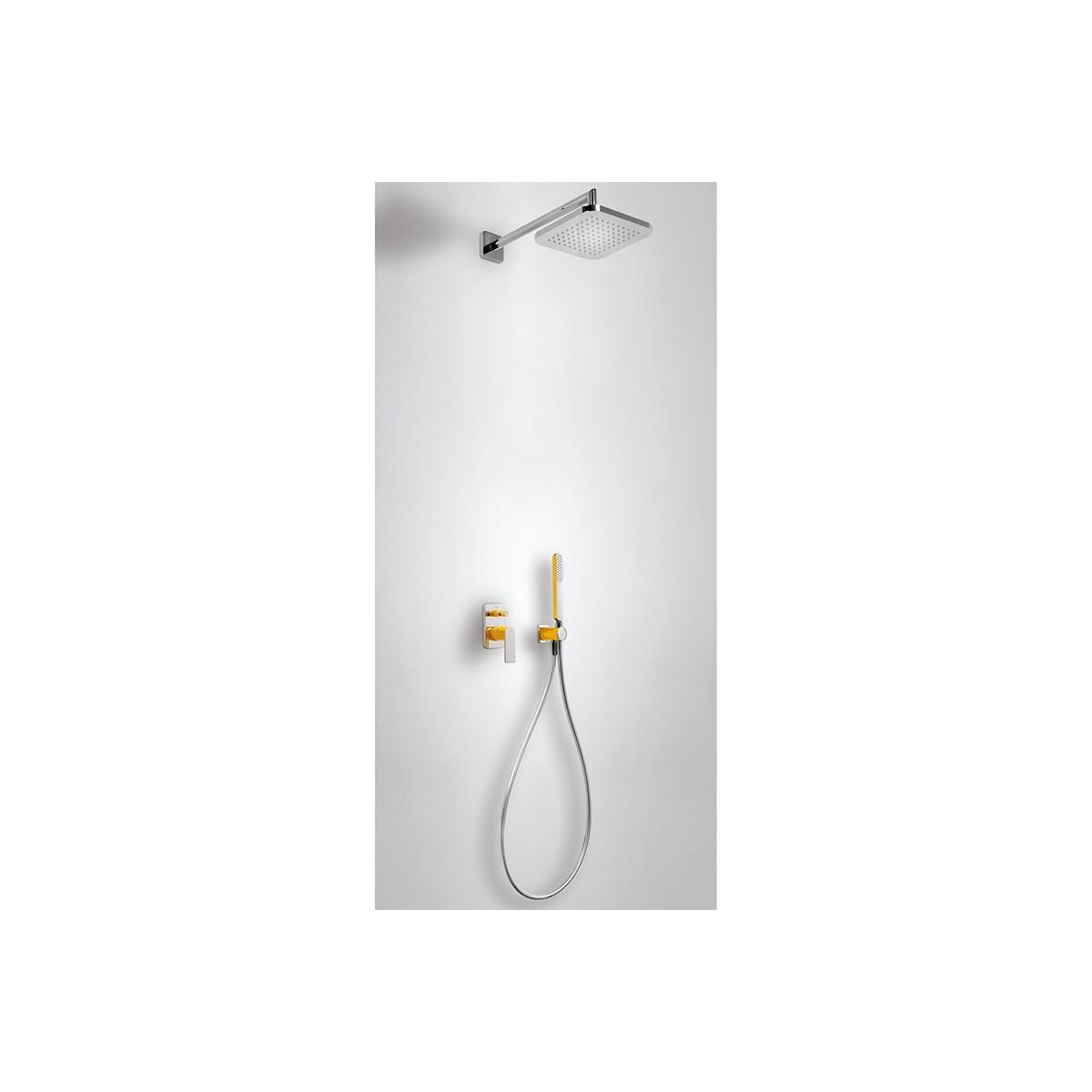 Conjunto de ducha empotrado Loft Colors