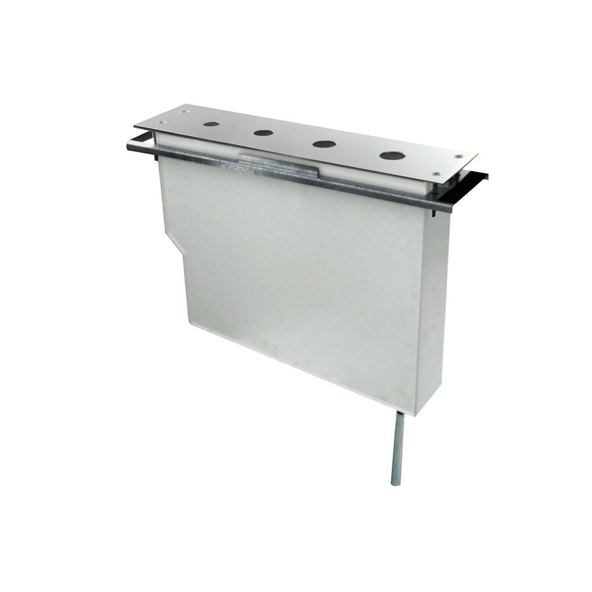 Grifería Batería bañera de repisa Clasic-Tres Tres