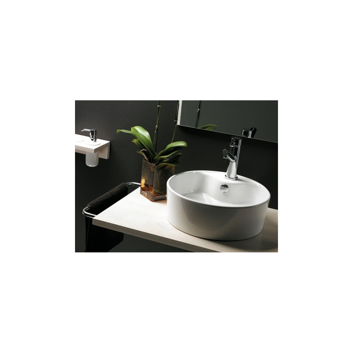 Lavabo Circular Viena The Bathco