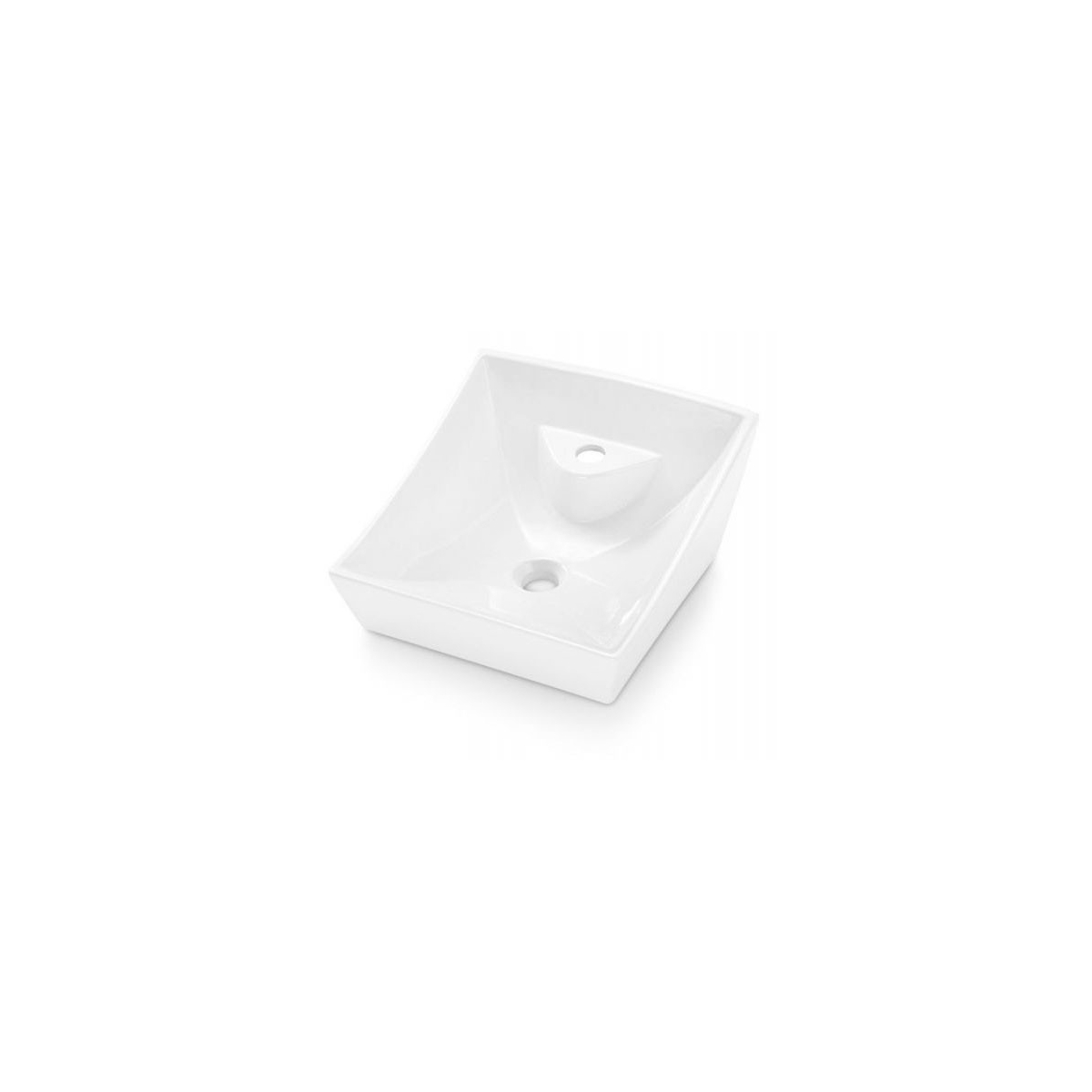 Lavabo Rectangular Soria - Lavabos rectangulares - Marca The Bathco