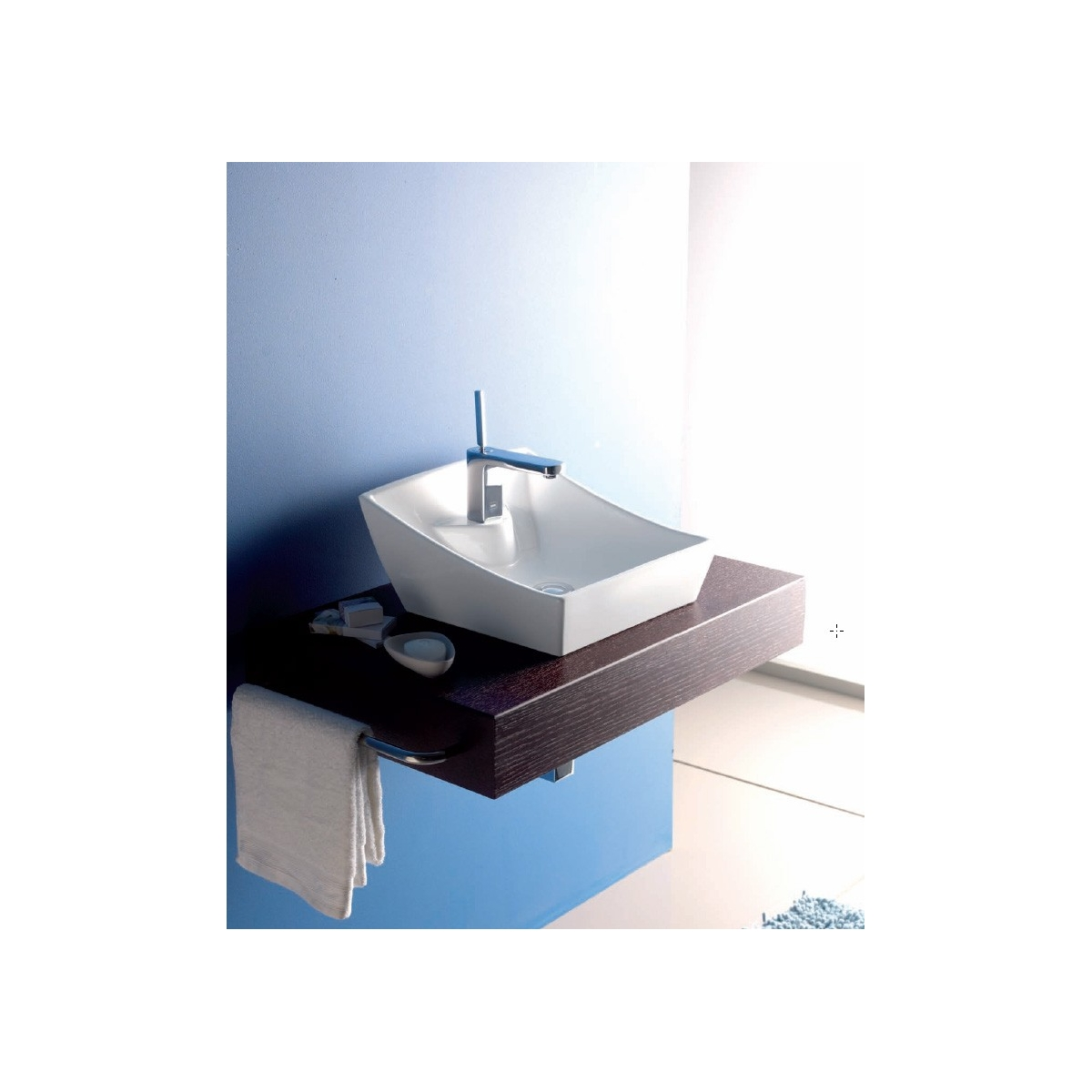 Lavabo Rectangular Soria The Bathco