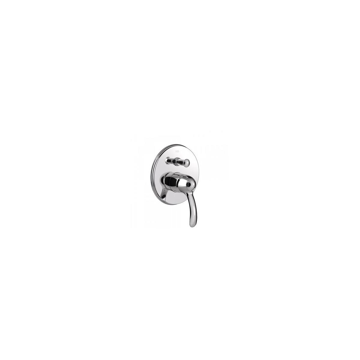 Grifo Monomando empotrado baño-ducha Tres
