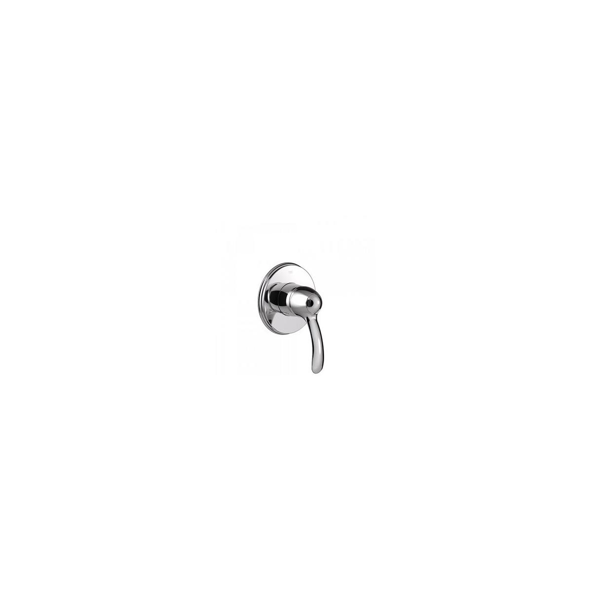 Grifo Monomando empotrado ducha Tres
