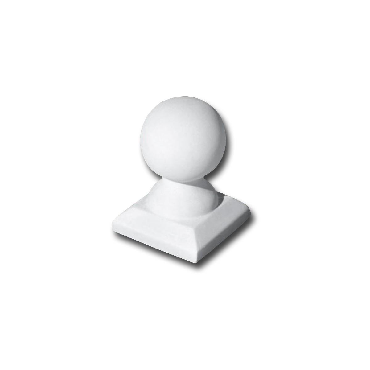 Terminación en Bola - Balaustradas - Marca Prefabricados López