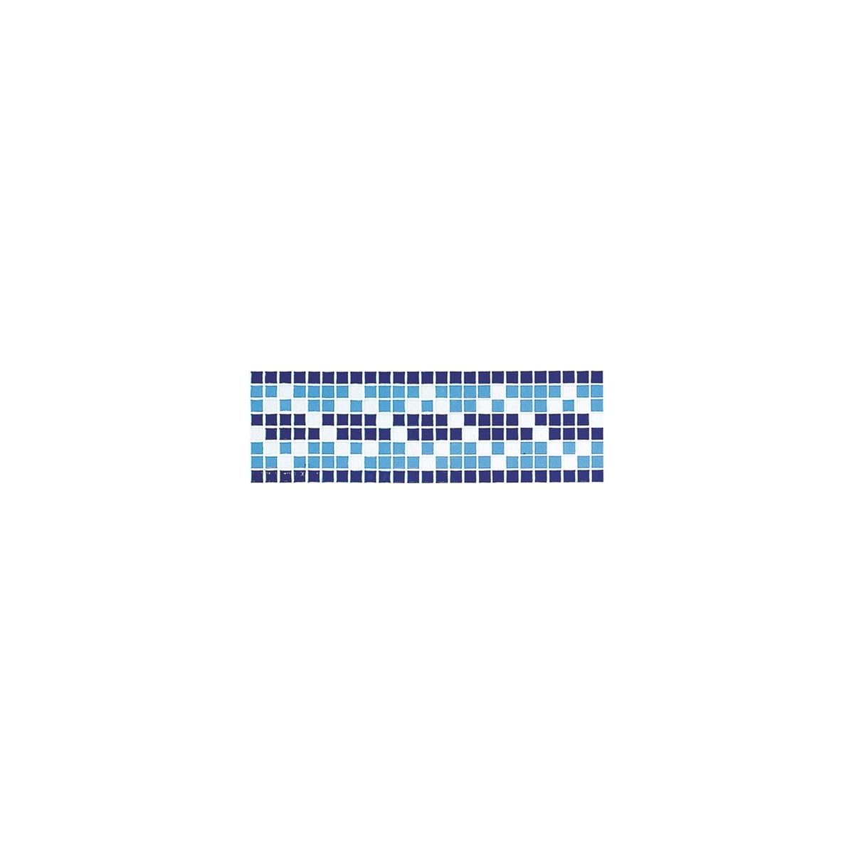 Cenefa 6 (Unidad) - Cenefas y dibujos en gresite - Marca Vidrepur
