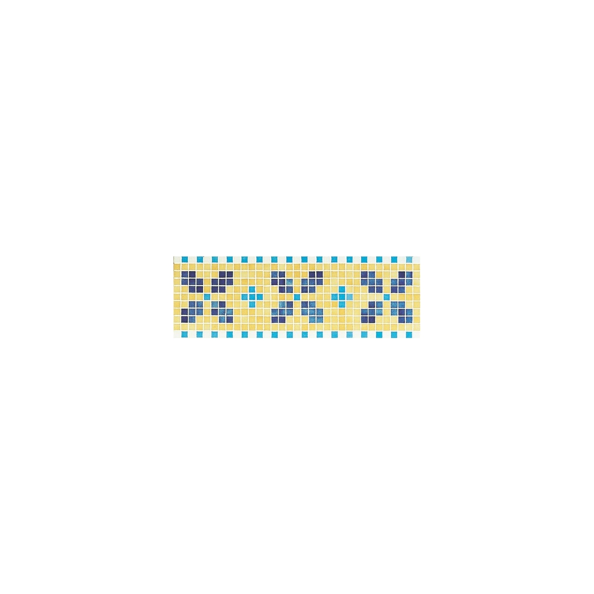 Cenefa 10 (Unidad) - Cenefas y dibujos en gresite - Marca Vidrepur