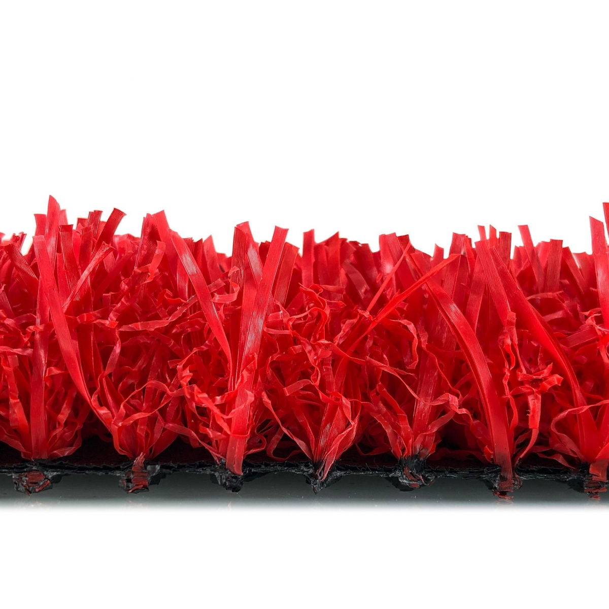 Cesped artificial Rojo Serie Agatha
