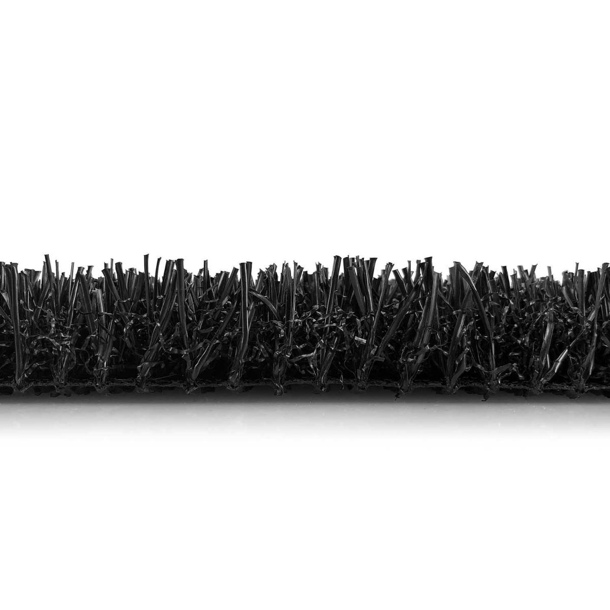 Cesped artificial Negro Colors