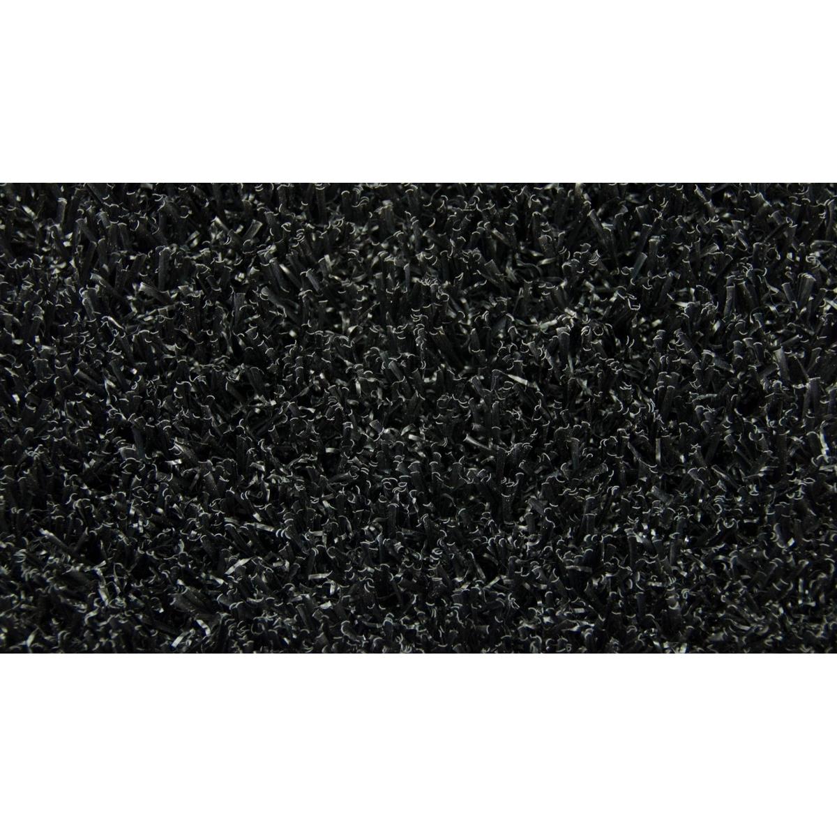Naturf Cesped artificial Negro Colors
