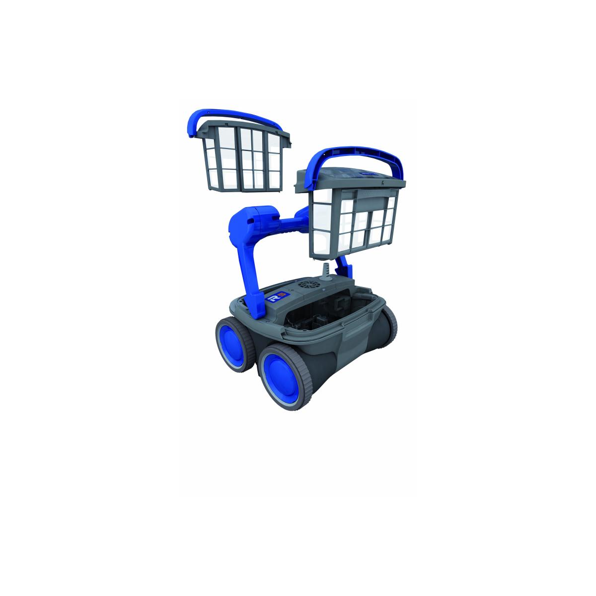 Astralpool Robot limpiafondos R5 para suelo y pared