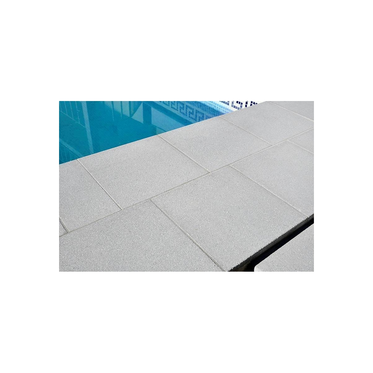Prefabricados López Borde de piscina recto 50x50 Jerez