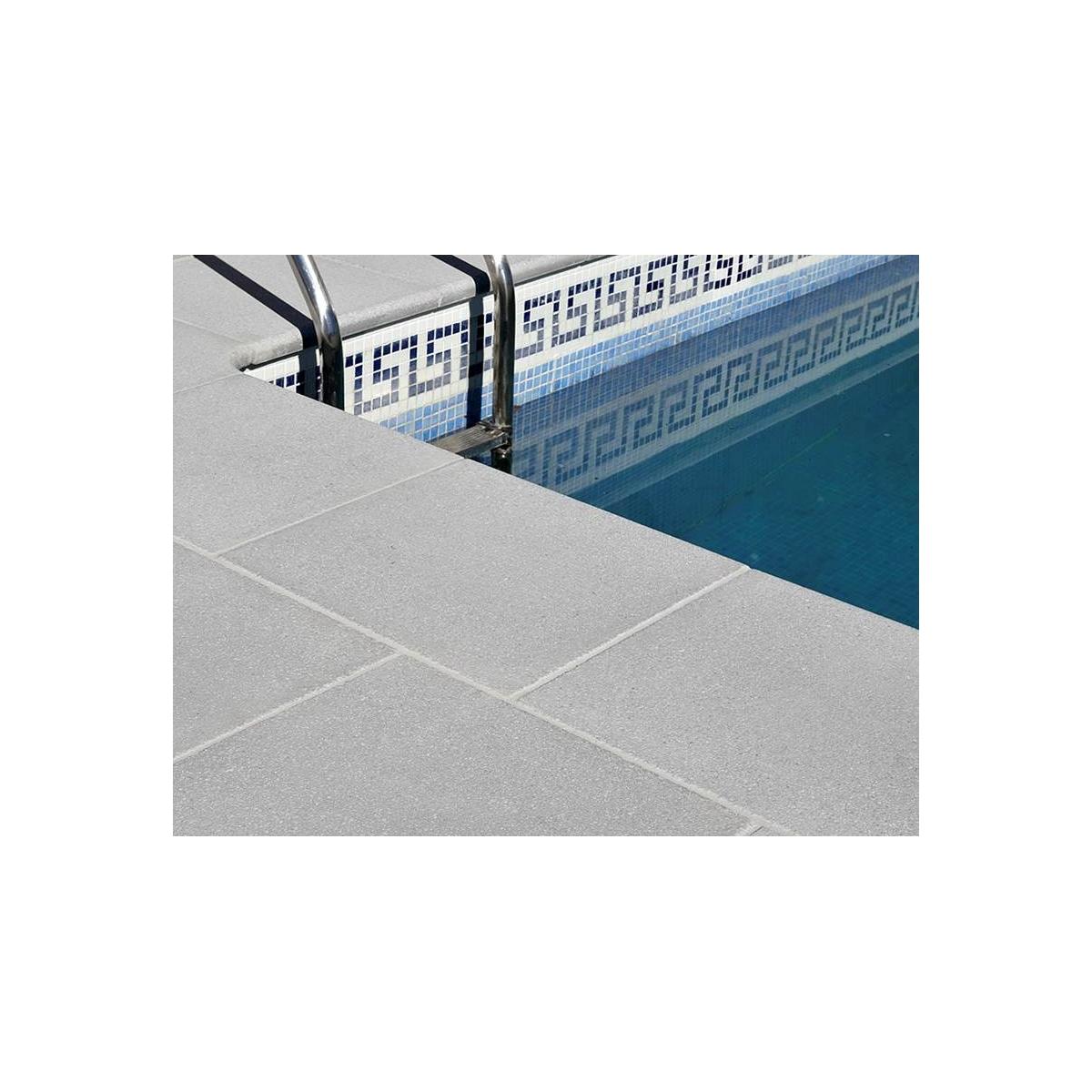 Prefabricados López Borde de piscina esquina invertida Jerez