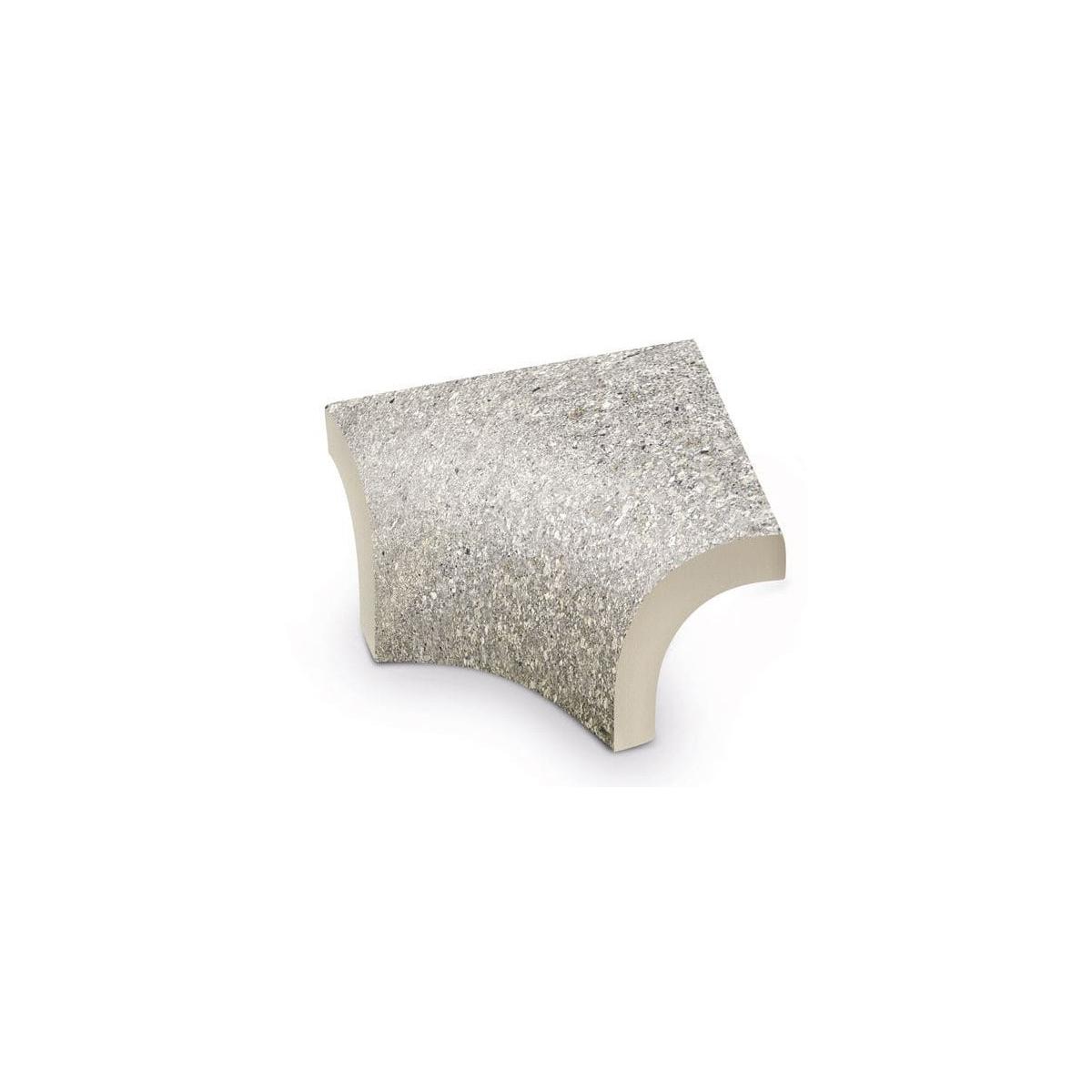 Rinconera exterior Stromboli Silver de 6x6
