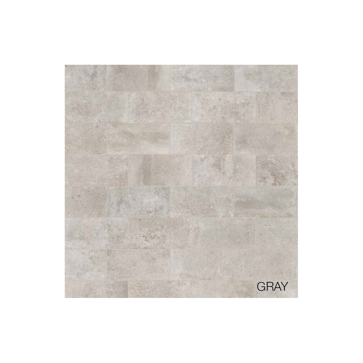 Esquina interior recta serie Mistery Grey