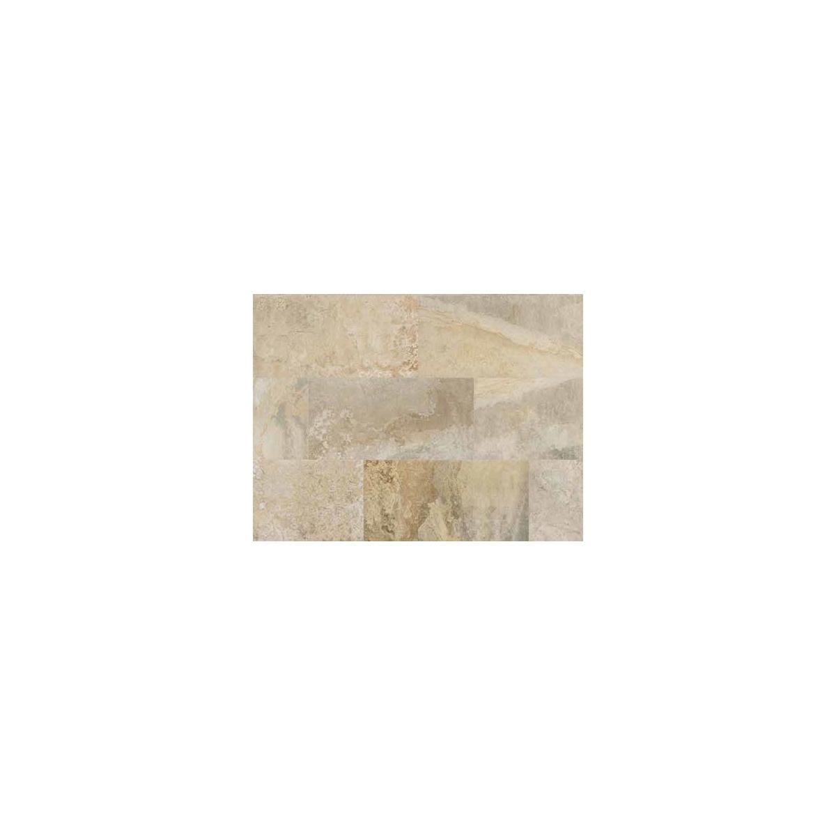 Base antideslizante para piscina Pietro Golden 31x31x0,9 (caja 1,15 m2)