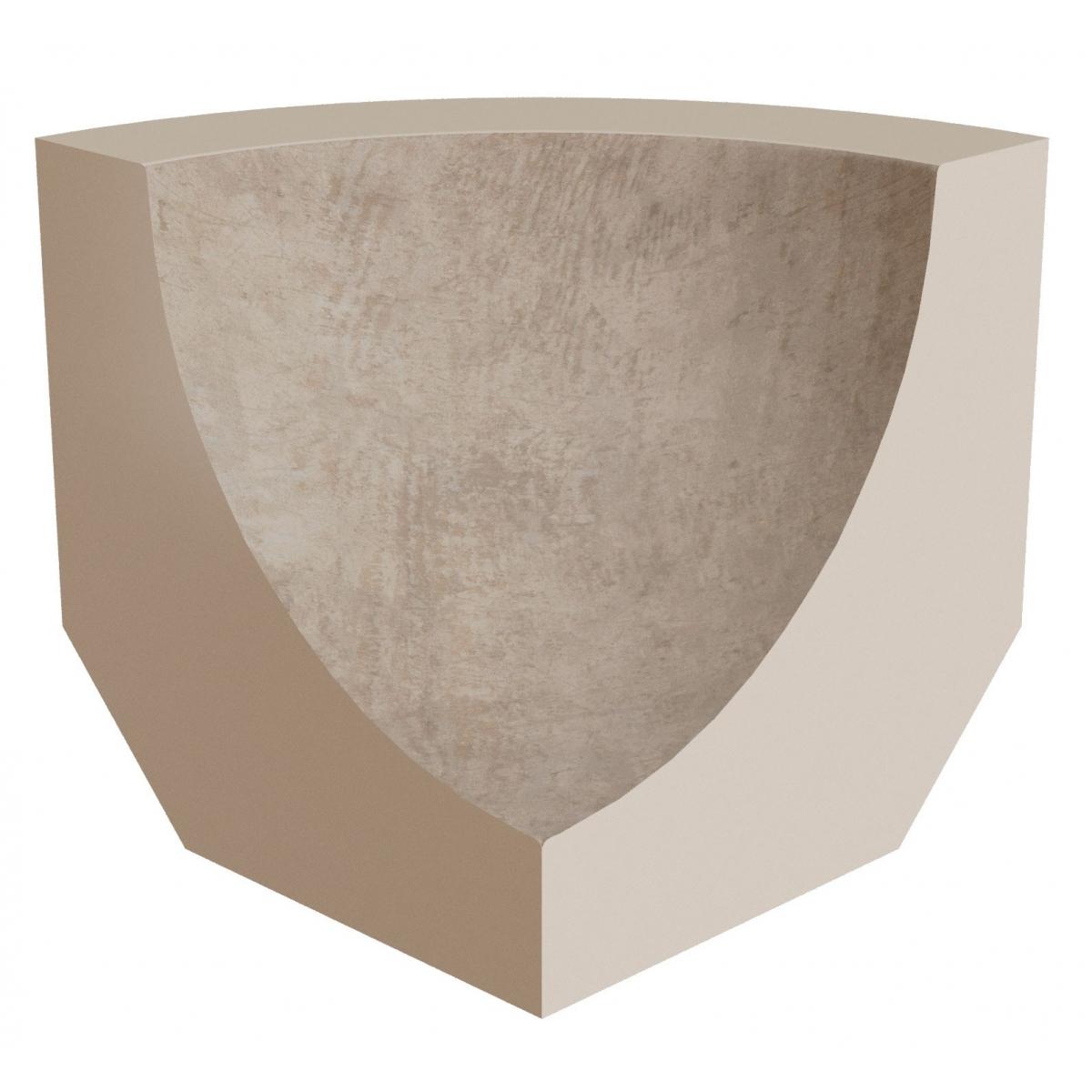 Rinconera interior Stela White 4x4