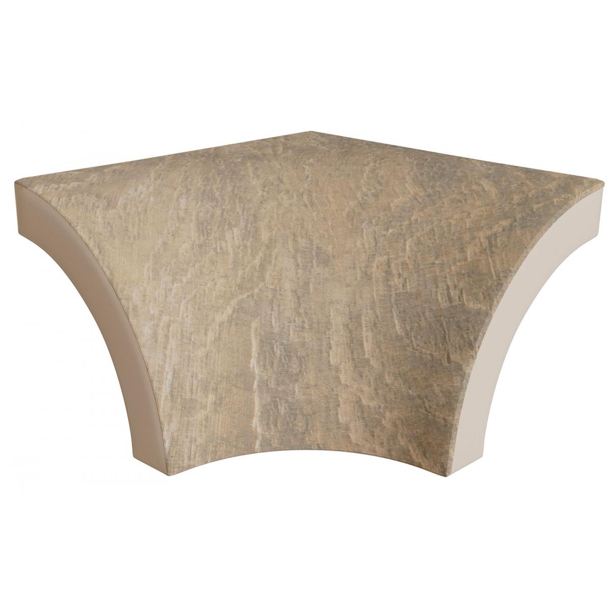 Rinconera exterior Stela Grey 4x4
