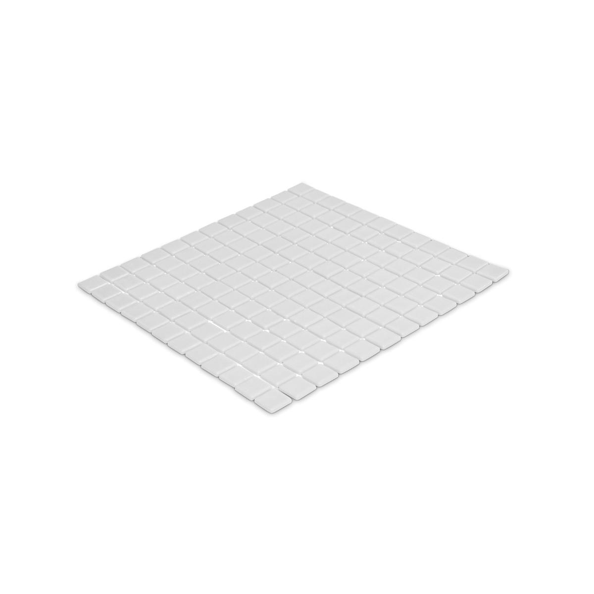 Gresite para piscina color Blanco Liso (m2) barato online - Platos de ducha de obra al mejor precio