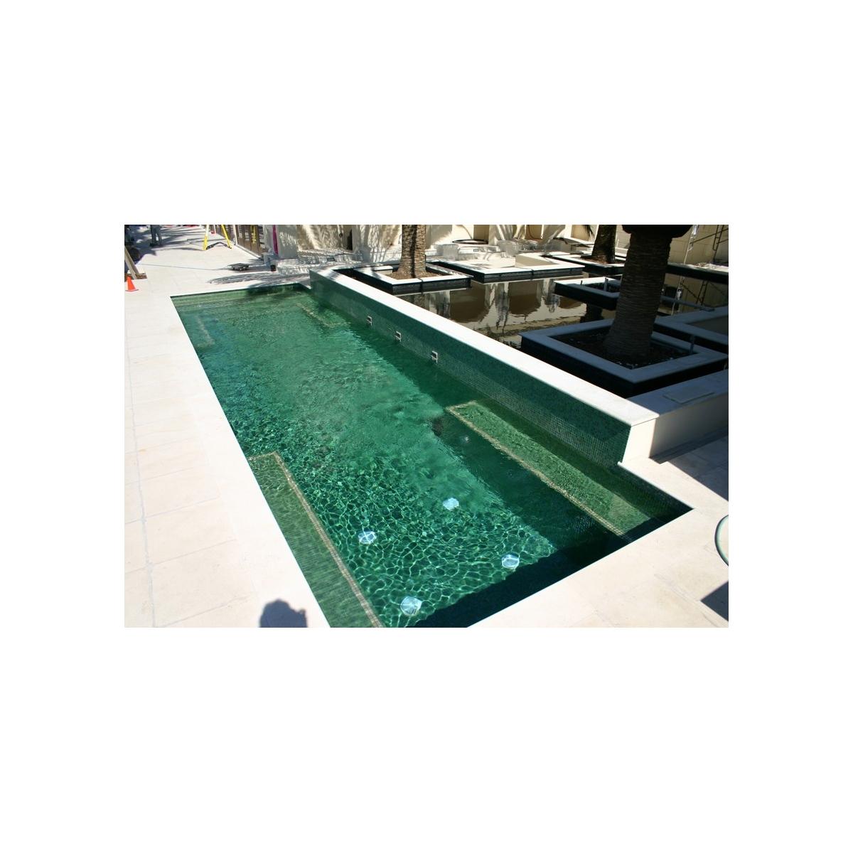 Gresite para piscina Verde Claro Liso (m2) al mejor precio