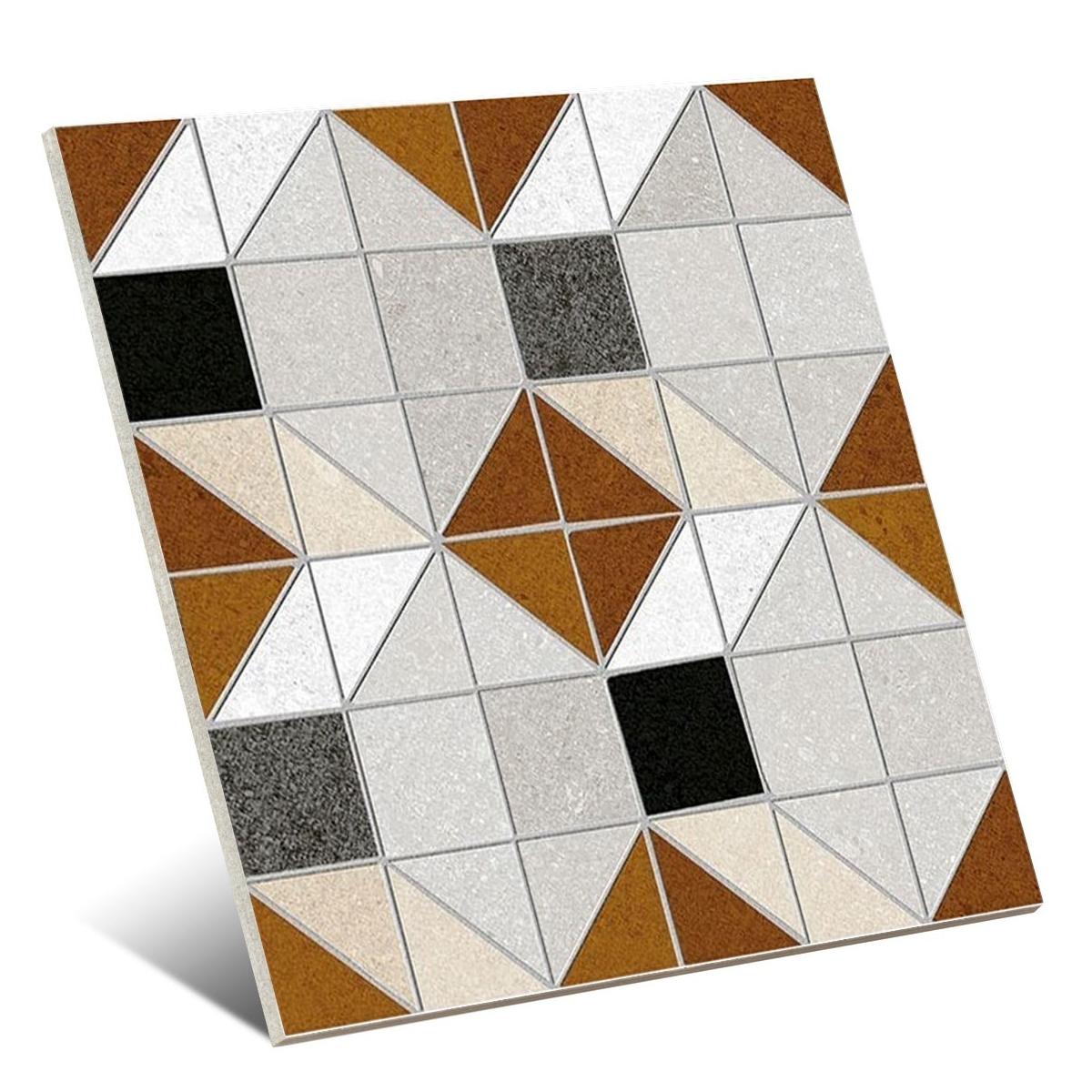 Bercy Rojizo 20x20 (m2) - Serie Seine - Marca Vives
