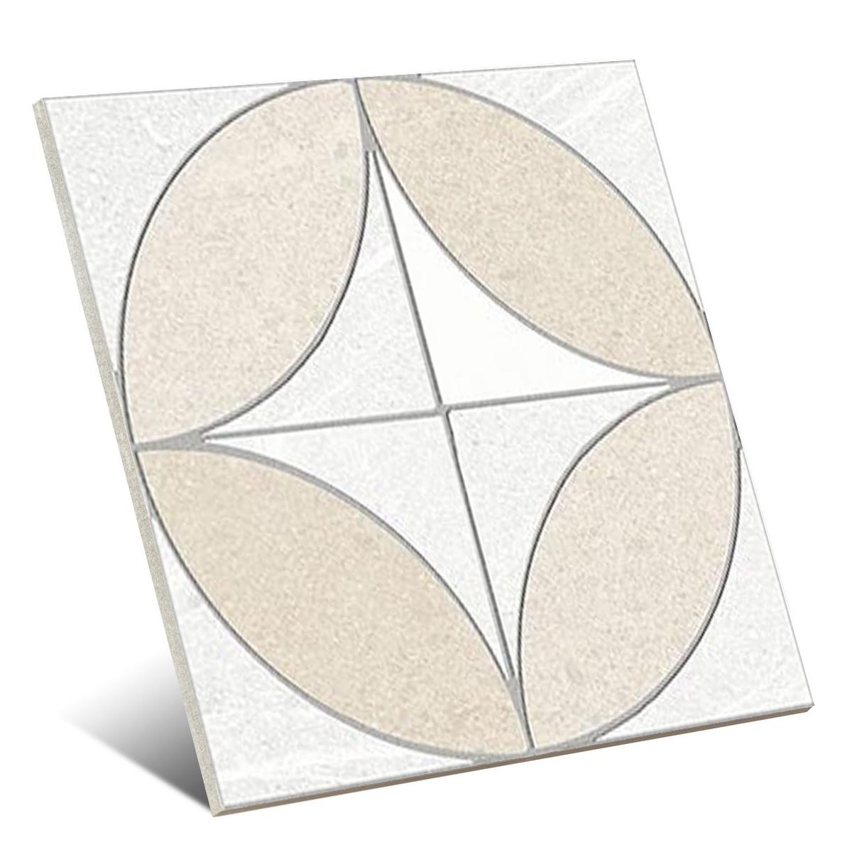 Bezons Crema 15x15 (m2) - Serie Seine - Marca Vives