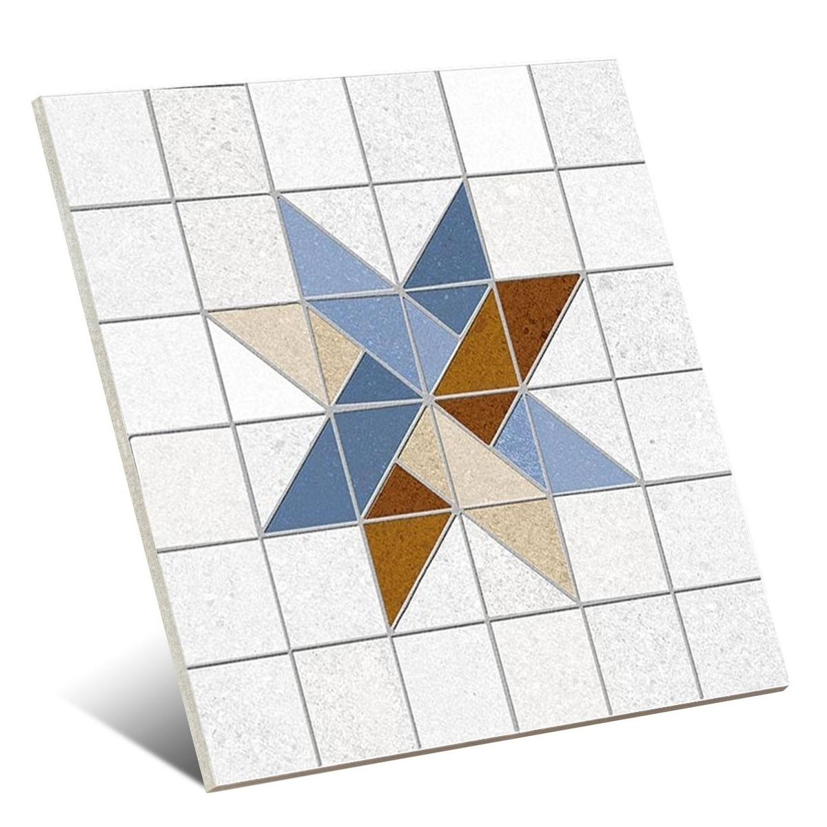 Arcole Azul 20x20 (m2) - Serie Seine - Marca Vives