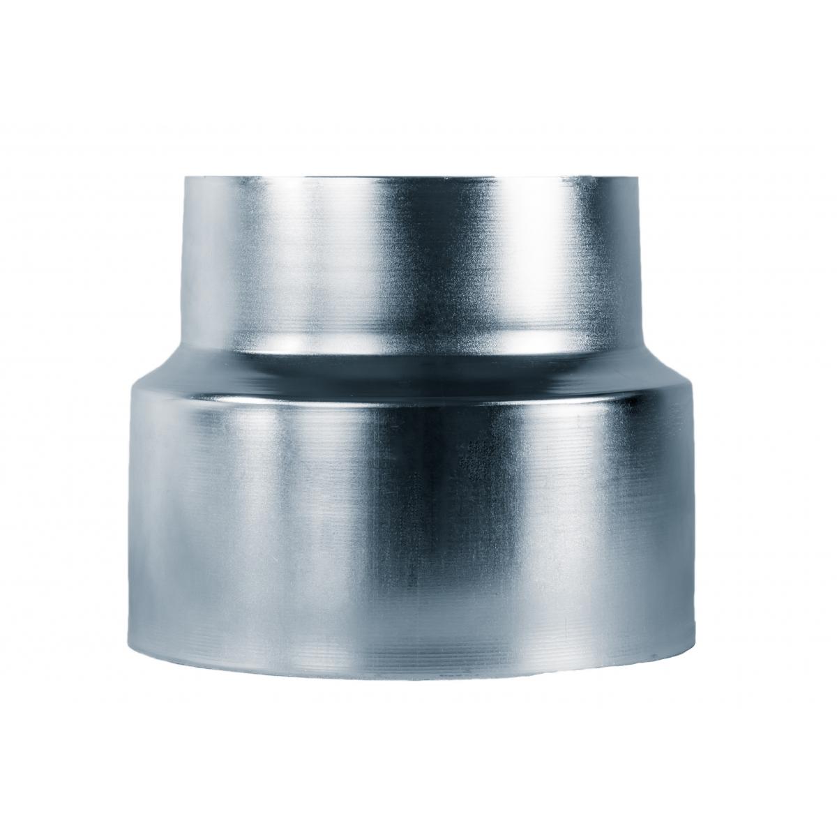 Reducción galvanizada - Tubos galvanizados - Marca Exojo