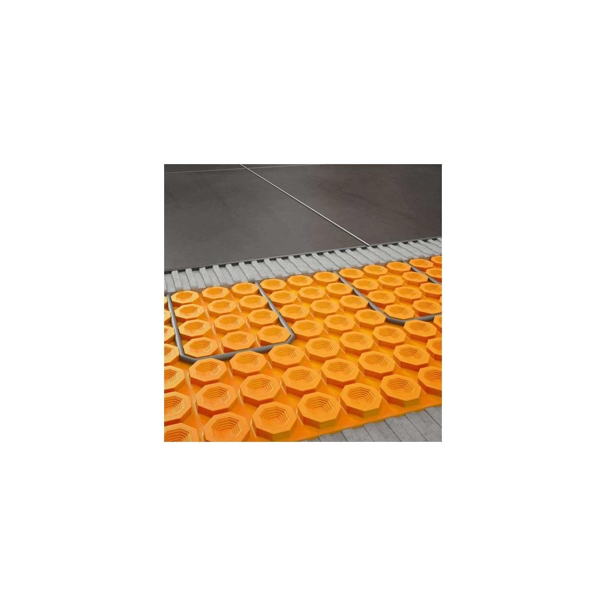 Suelo radiante mediante electricidad y termostato digital regulable y programable - Suelo radiante eléctrico