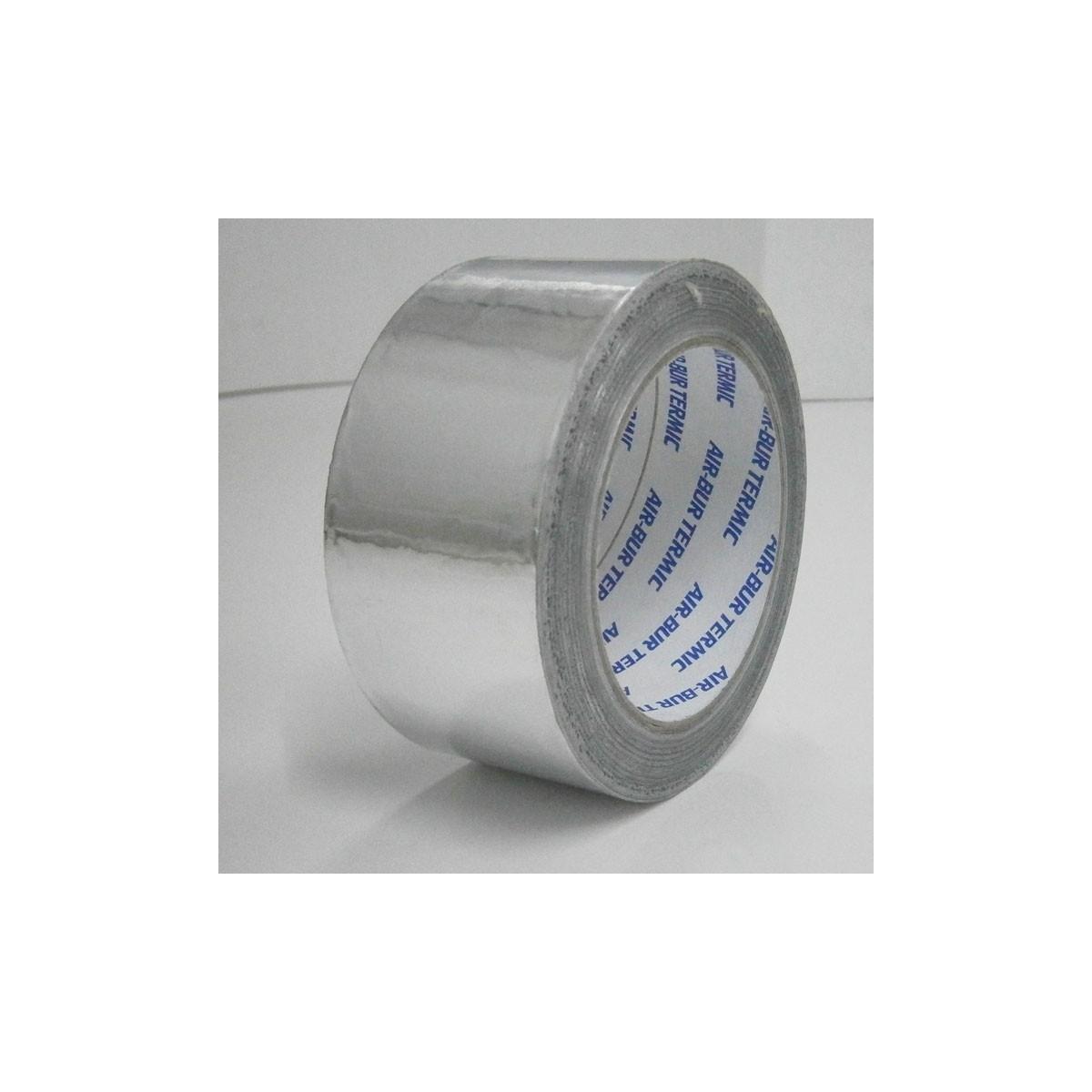 Cinta de aluminio para aislamiento reflectivo