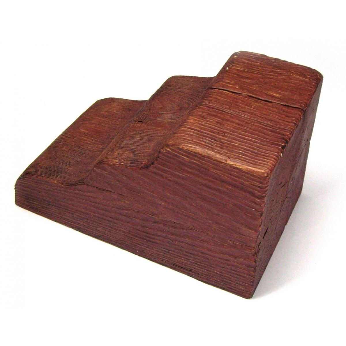 Ménsula MN18 - Ménsulas imitación madera de poliuretano - Marca Grupo Unamacor