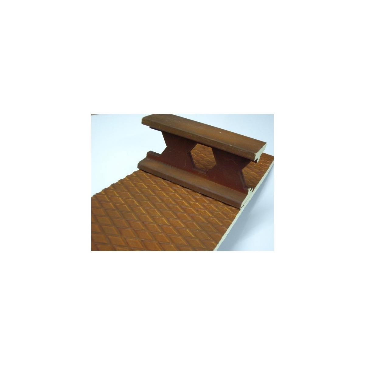 Viga IPN imitación metálica Vigas imitación a hierro de poliuretano