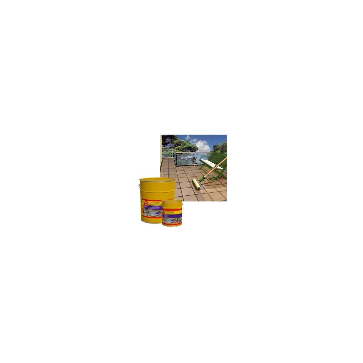 Sikalastic 495t Membrana líquida impermeable