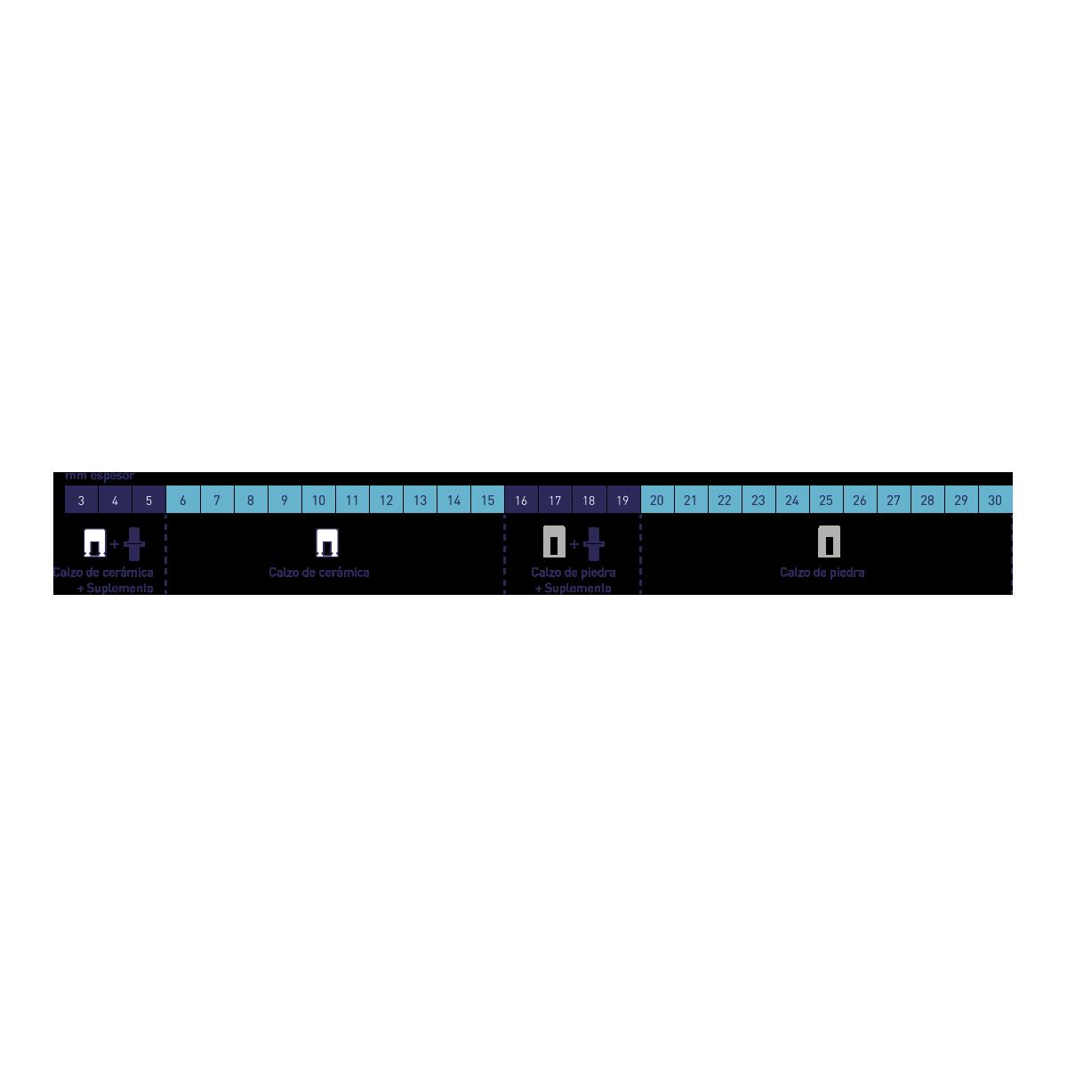 Peygran Suplemento de altura para el sistema de Peygran